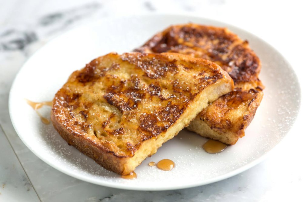 30-Minute, Easy French Toast Recipe