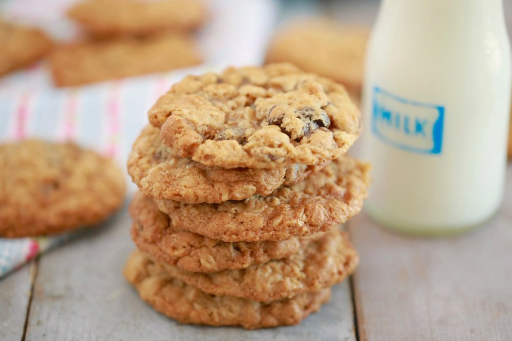 Best-Ever Oatmeal Cookies Recipe