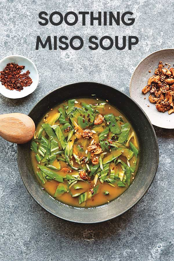 Soothing Miso Soup